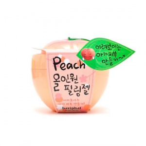 BAVIPHAT Пилинг-скатка с персиком Peach All-in-One Peeling Gel 100мл