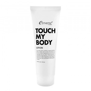 ESTHETIC HOUSE Лосьон для тела Touch My Body Goat Milk Body Lotion 250мл